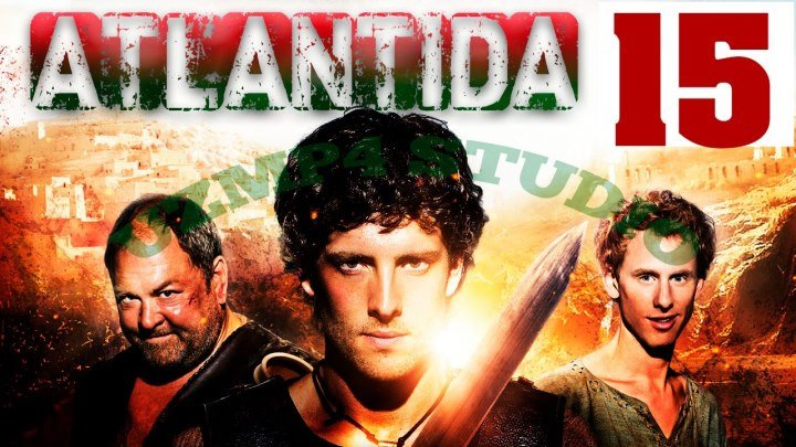 Atlantida / Атлантида (O'zbek tilida HD) 15-Qism