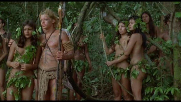 Изумрудный Лес (Великобритания 1985 HD) 16+ Боевик, Драма, Приключения