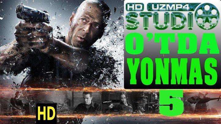 O'tda Yonmas 5 - Утда Ёнмас 5 HD (O'zbek tilida uzmp4 studio)