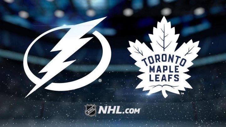 NHL 2017-18 / RS / Tampa Bay Lightning @ Toronto Maple Leafs