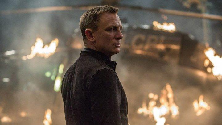 007: СПЕКТР (SPECTRE). Триллер боевик приключения