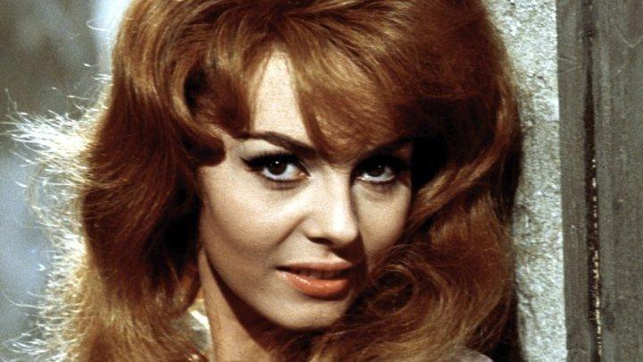 мелодрама, приключения-Великолепная Анжелика. 1965.720p