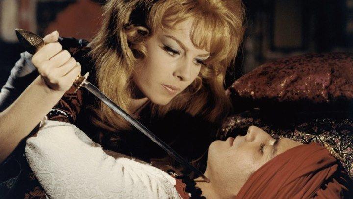 мелодрама, приключения-Анжелика и король.1965.720p