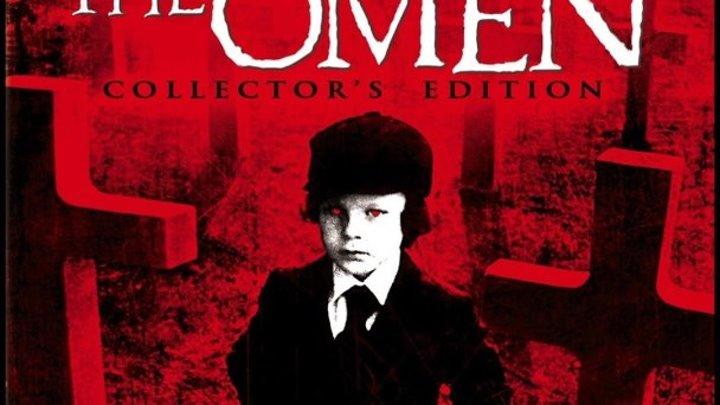 Омен (1976) Детектив, Триллер, Ужасы