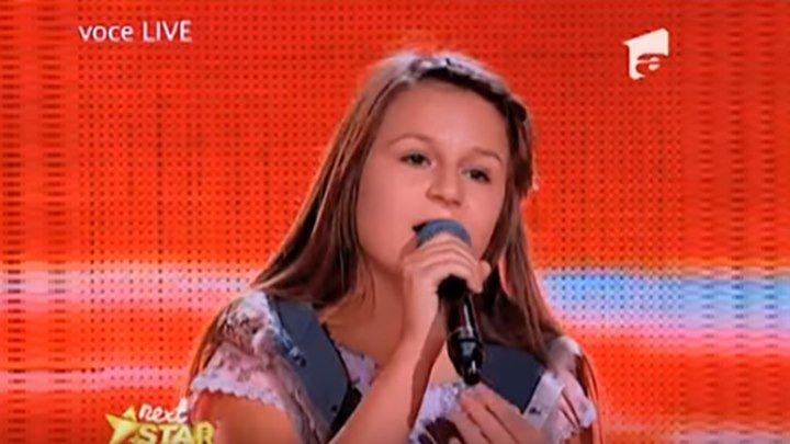 `Любовь, похожая на сон` - 12-ти летняя девочка перепела Пугачеву. Супер го