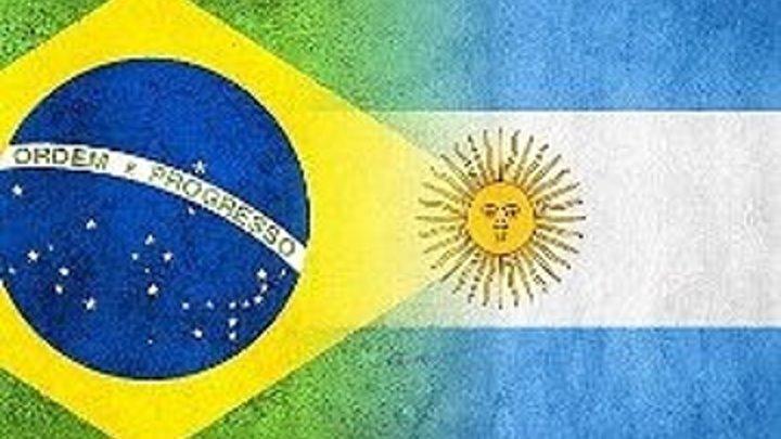 БРАЗИЛИЯ - АРГЕНТИНА (Чемпионат мира 1982, 2 групповой раунд, группа С, 2 тур) (110)
