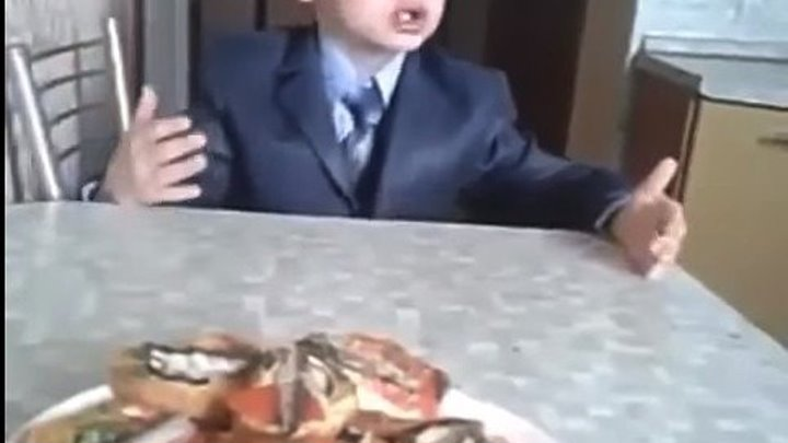 Мальчику надоела школа!Смехота!!!
