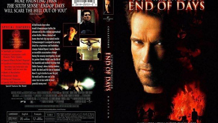 Еnd.of.Dауs/KoHeц cBeTa.1999.1080p. ужасы, фэнтези, боевик, триллер