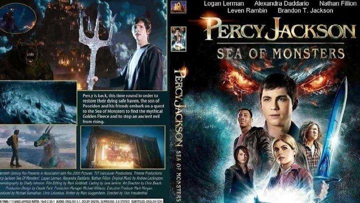 Перси Джексон -2\\Море чудовищ HD(2013) 1080p.Фэнтези,Приключения,Cемейный