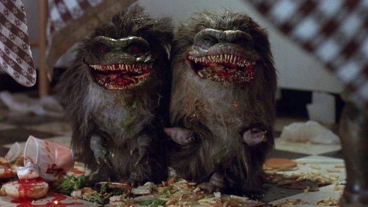 Зубастики 2: Основное блюдо / Critters 2: The Main Course, 1988