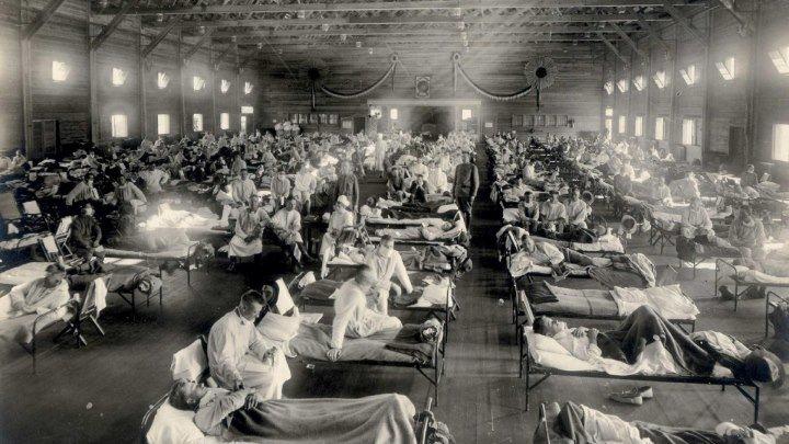 Пандемия 1918 года – самый смертельный грипп в истории человечества
