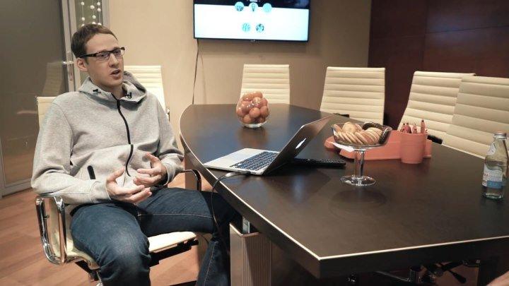Офис NTechLab: интервью о внедренной в систему видеонаблюдения Москвы технологии распознавания лиц