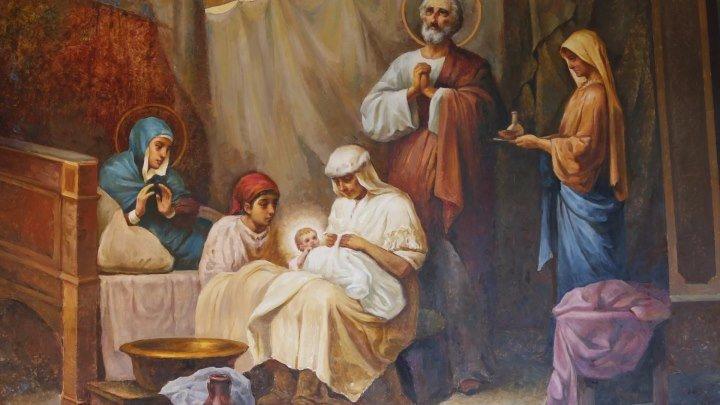 Завтра 21 сентября праздник Рождество Пресвятой Богородицы