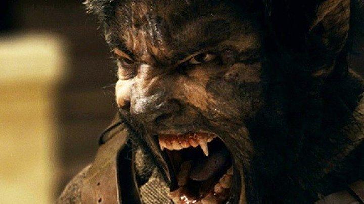 Человек-волк (The Wolfman). Драма триллер ужасы