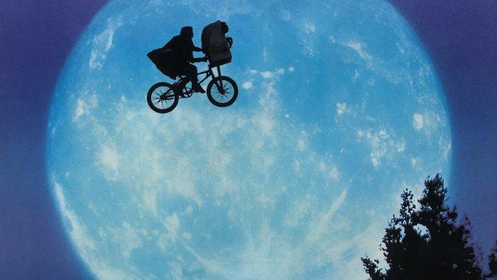 Инопланетянин 4K UltraHD(Фантастика, фэнтези, драма, приключения, семейный)1982