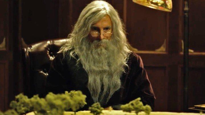 Бог: Серенгети 2017 комедия, фантастика, короткометражка