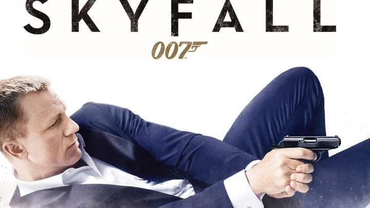 Skayfoll Agent 007 (Xorij kinosi O'zbek tilida HD)