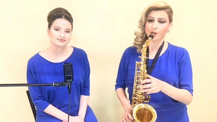 Виктория Оганисян - Ов, сирун сирун! Наира Костанян - саксофон