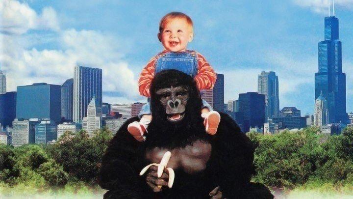 Младенец на прогулке.1994. комедия криминал приключения семейный