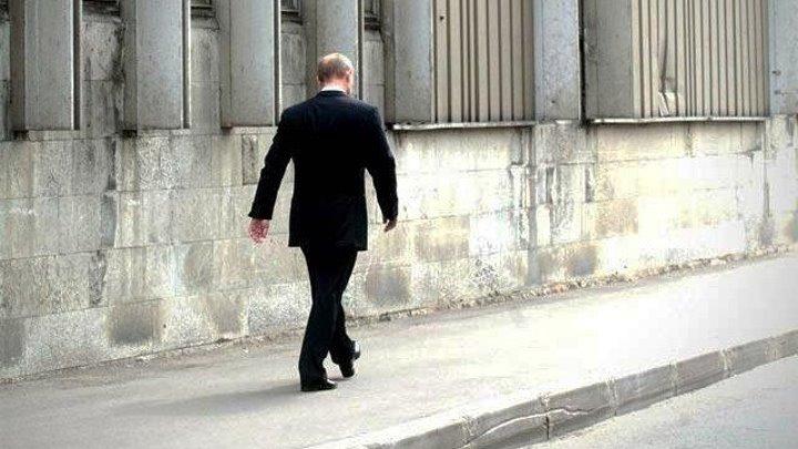 Владимир Путин гуляет среди людей инкогнито