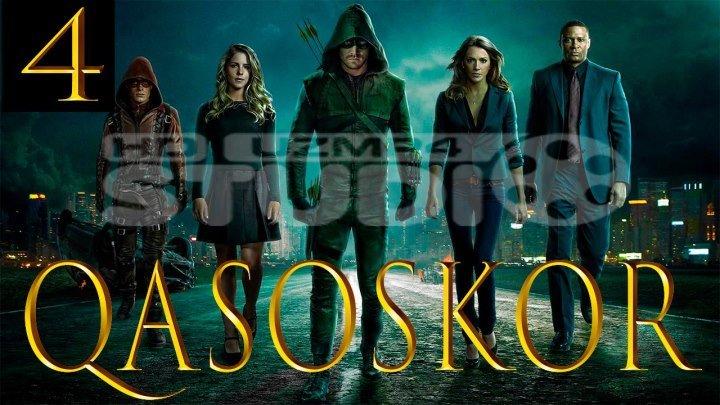 Qasoskor - Касоскор HD (O'zbek tilida serial) 4-Qism