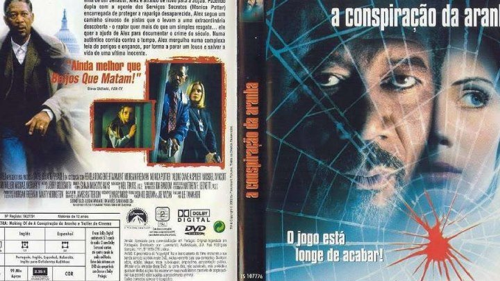 И пришел паук HD(2001) 1080p.Триллер,Криминал,Детектив