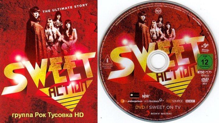 Sweet - Live At Musicladen - 11.11.1974 - Концерт в Германии - HD 720p - группа Рок Тусовка HD / Rock Party HD