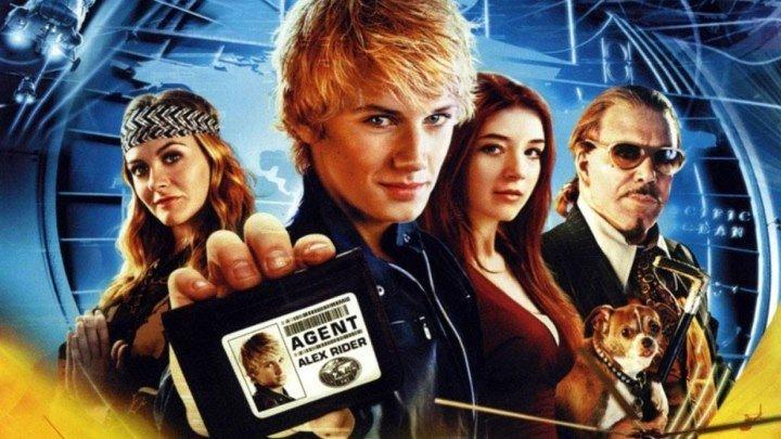 Громобой HD(2006) 720p.Приключения,Боевик,Cемейный