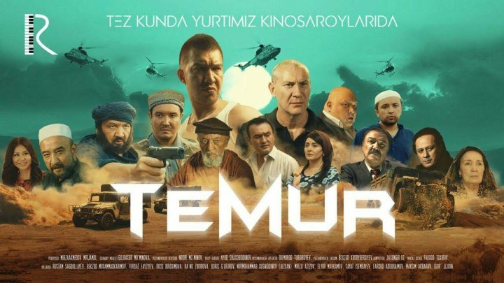 Temur - Yangi O'zbek kino 2018!