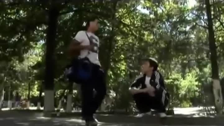 Гопник и спортсмен