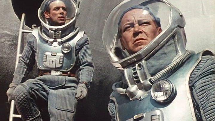 Планета бурь 1961 СССР фантастика, приключения