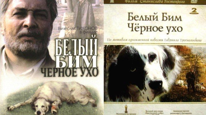 12+ Белый Бим Черное ухо. серия - 1.1977. драма
