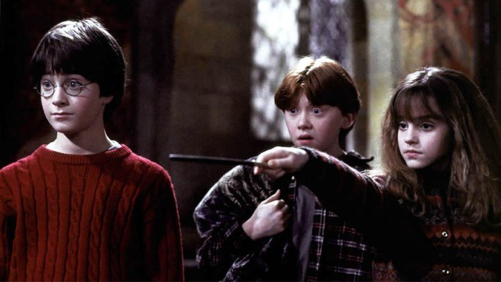 Гарри Поттер и философский камень / Harry Potter and the Sorcerer's Stone 2001 HD (Фэнтези, приключения, экранизация) Ultimate Edition