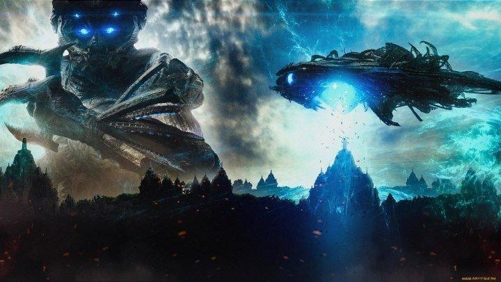 Трейлер к фильму - Скайлайн 2 фантастика 2017