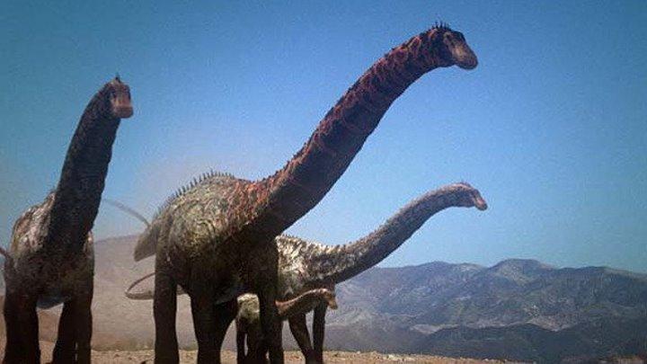Сказание о динозаврах. 2012. Документальный.