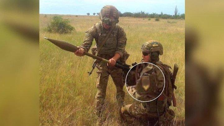 """""""Азов"""" заметает следы: батальон затер следы американских гранатометов"""