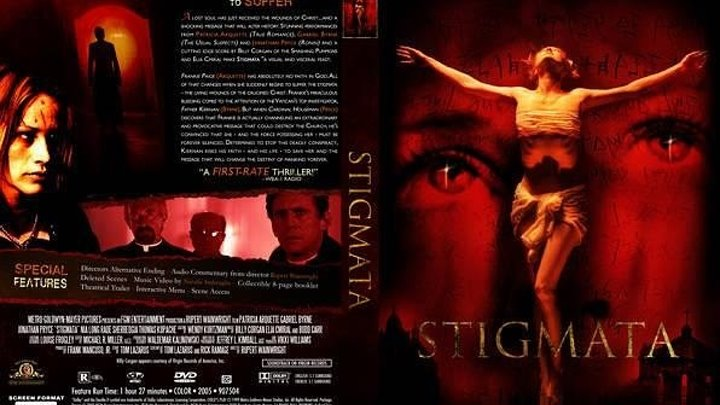 Стигматы (1999)Триллер, Фэнтези,