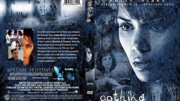 Готика НD(2003) 1O8Op.Триллер,Ужасы,Детектив