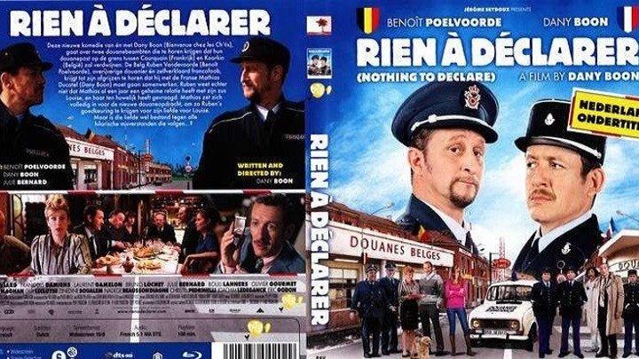 Таможня дает добро HD(2010) 1O8Op.Комедия