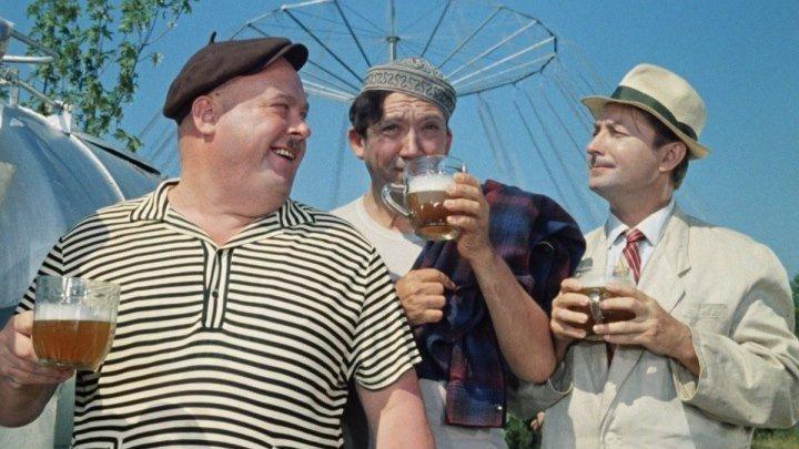Кавказская пленница, или Новые приключения Шурика (1966 г) HD