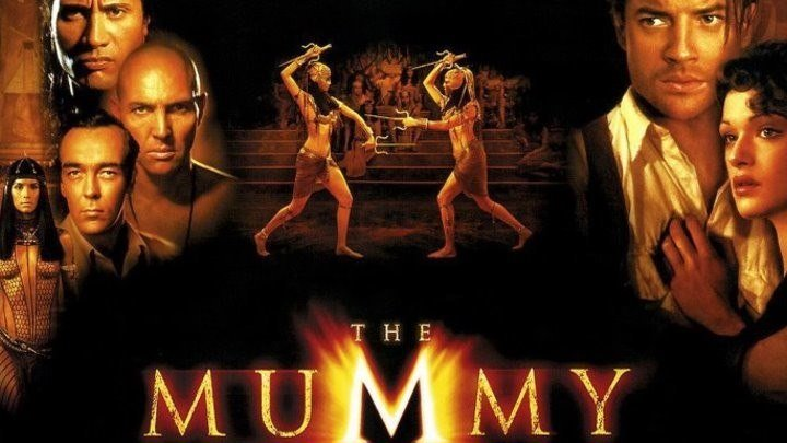 Мумия / The Mummy, 1999 (12+) [HD]