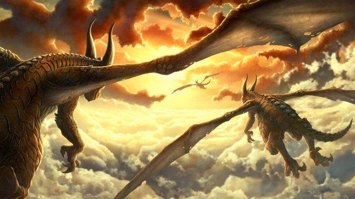 Полет драконов (1982) Мультфильм, Фэнтези, Мелодрама, Приключения