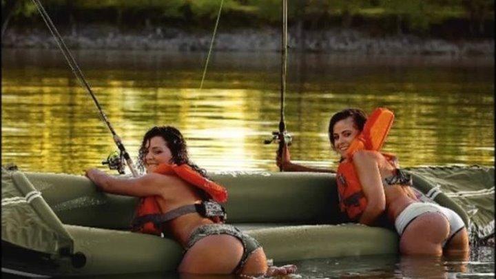 Топ нереальных моментов на рыбалке