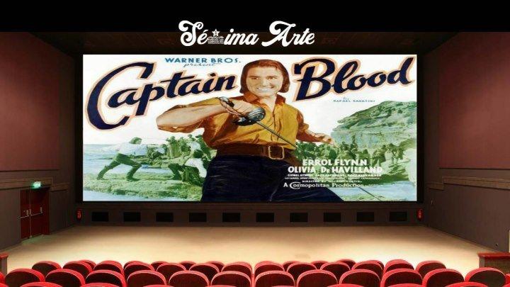 CAPITÃO BLOOD (DUBLADO) – 1935