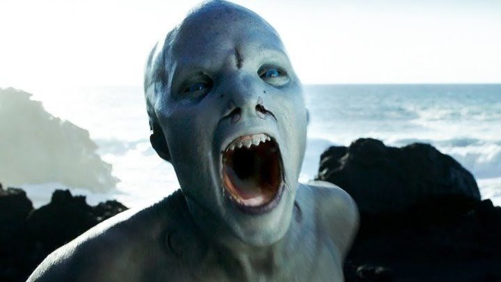 Атлантида / Cold Skin (2017). ужасы, фантастика, триллер, приключения