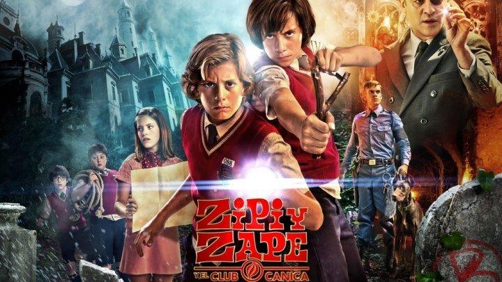 Зип и Зап. Клуб стеклянных шариков (2013) приключения HD