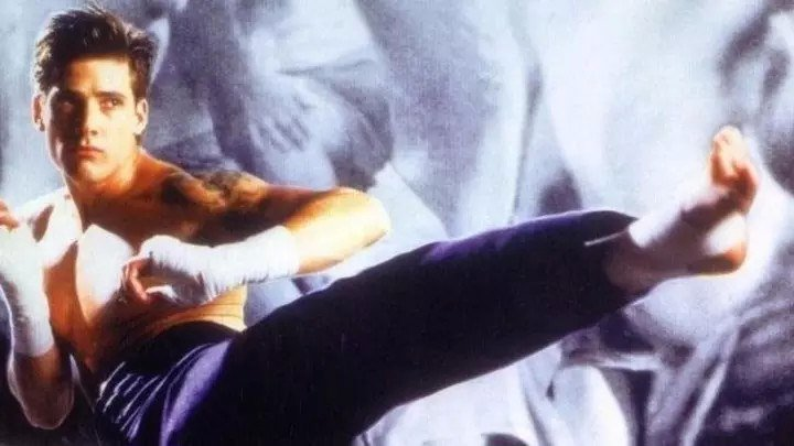 Кикбоксер 4: Агрессор - Боевик / спорт / США / 1994