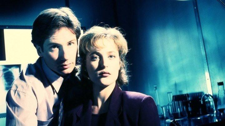 Фантастика, триллер-Секретные материалы [S01]16-18серии.1994.HEVC 1080р