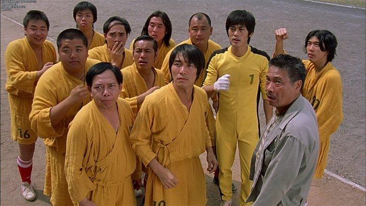 Jangari futbol Super komediya (HD) o'zbek tilida