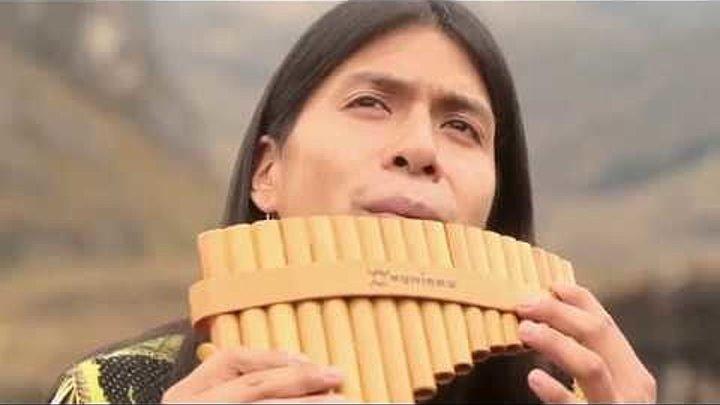 Невероятная музыка на флейте Пана от Лео Рохаса. Топ 30 ХИТОВ